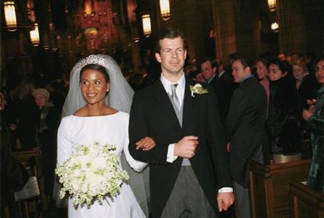 angela du liechtenstein mariage