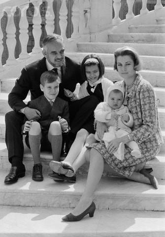 Archives Les 10 Ans De Mariage De Rainier Et Grace De Monaco Noblesse Royautes