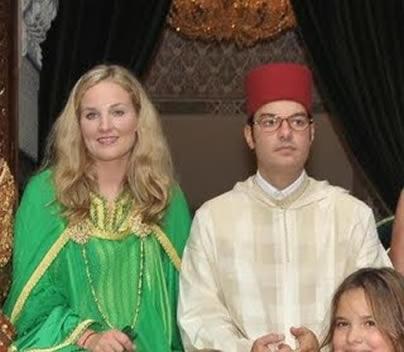 mariage du prince moulay ismael les photos officielles - Mariage Lalla Soukaina