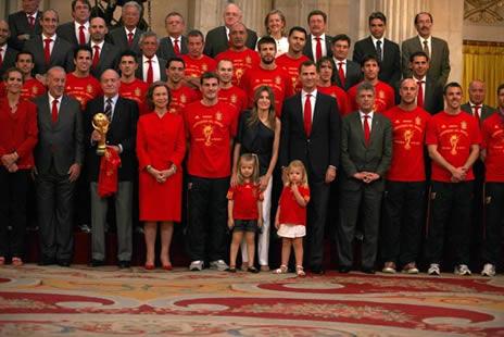 équipe espagnole de football