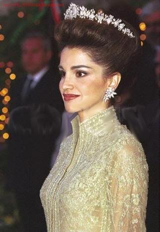 Les 40 Ans De La Reine Rania De Jordanie Noblesse Royautes