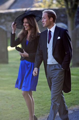 mariage kate et william rencontre