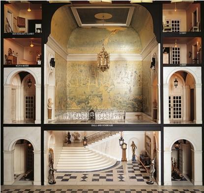 Album consacr aux maisons de poup es de la famille royale for Maison de la poupee
