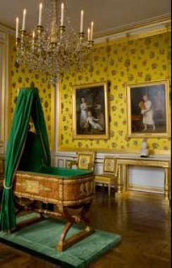 exposition enfance imp riale le roi de rome fils de napol on au ch teau de fontainebleau. Black Bedroom Furniture Sets. Home Design Ideas