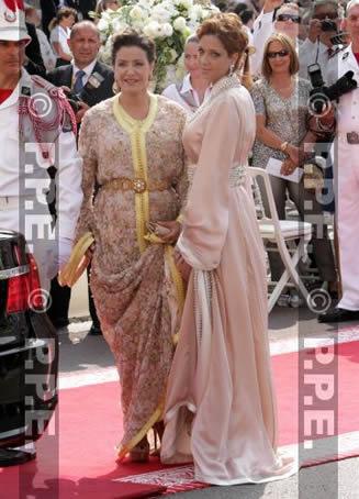 la princesse lalla meriem du maroc et sa fille lalla soukaina - Mariage Lalla Soukaina