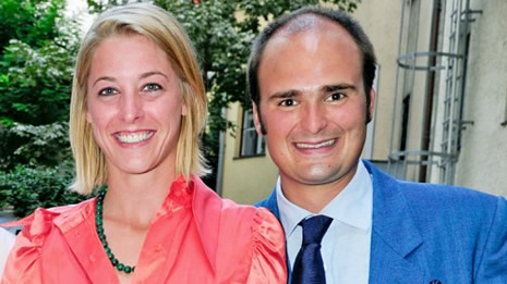 Albert Thurn Und Taxis Freundin