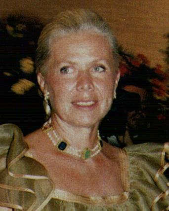 Portrait Gersende De Sabran Ponteves Duchesse D Orleans