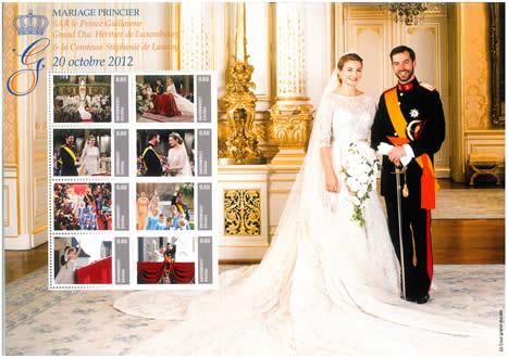 la poste luxembourgeoise met depuis quelques annes des timbres personnaliss baptiss meng post ma poste en luxembourgeois a loccasion du mariage - Timbres Personnaliss Mariage