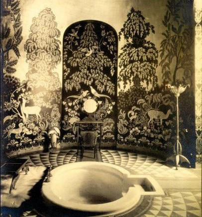 Best Salle De Bain Art Deco Paris Ideas Awesome Interior Home - Salle de bain art deco