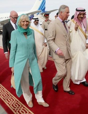 Charles et Camilla en Arabie-Saoudite – Noblesse & Royautés