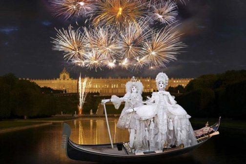 dégagement gros remise magasiner pour véritable Grand bal masqué au château de Versailles – Noblesse & Royautés