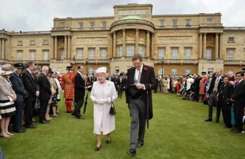 Garden Party 224 Buckingham Palace Noblesse Amp Royaut 233 S