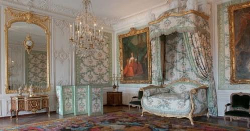 Restauration des appartements de mesdames versailles for Chambre louis xvi versailles