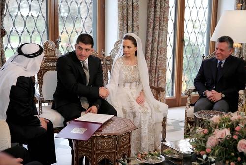 les mariages princiers 2013 - Mariage Lalla Soukaina