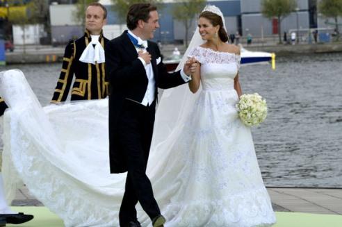 Robe de mariee de la princesse d'espagne