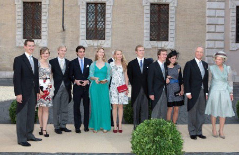 Mariage du prince Amedeo de Belgique : les invités du Gotha