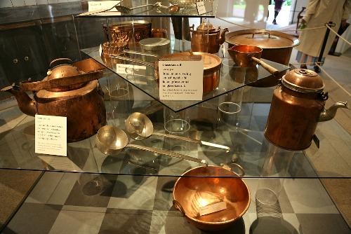 Exposition cuisine royale noblesse royaut s for Devenir prof de cuisine