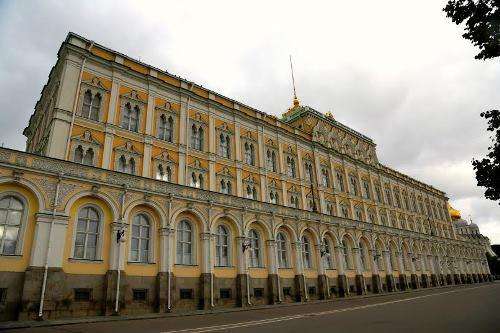 photos kremlin moscou