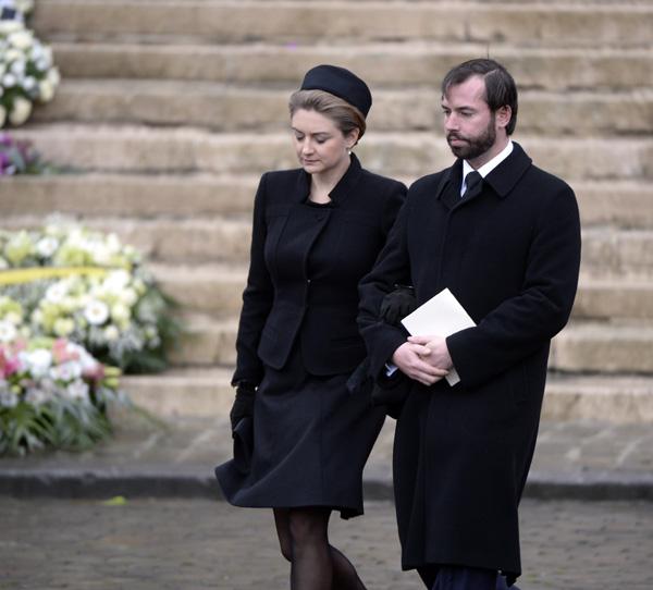 reine fabiola obsèques