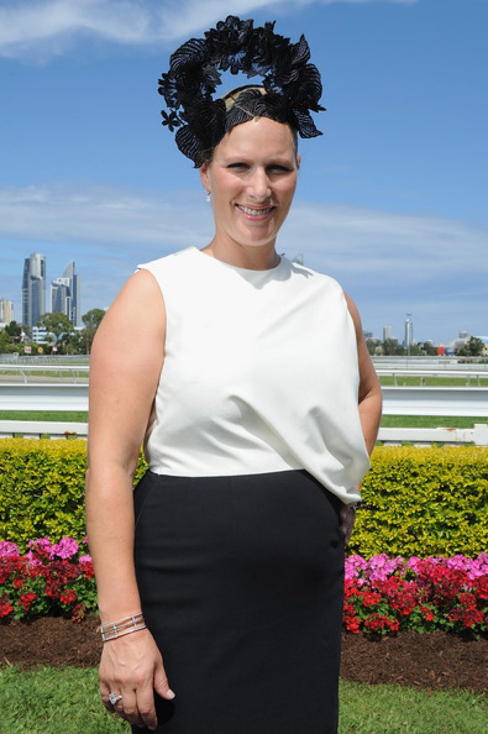 Zara+Phillips+Arrives+Magic+Millions+Race+qQvqVk2tfYil