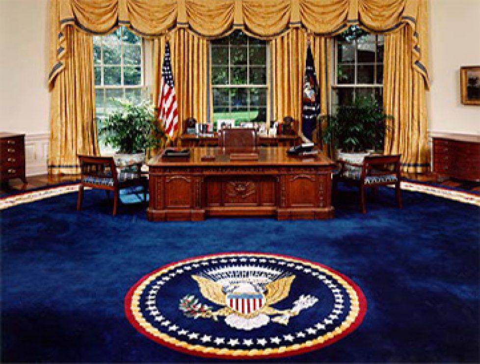 Bureau ovale contre bureau tout court « maison blanche