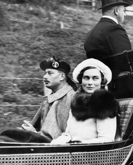 Henry, Duke of Gloucester and Alice, Duchess of Gloucester