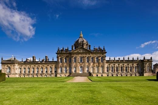 Castle howard noblesse royaut s for Le chateau le plus beau du monde