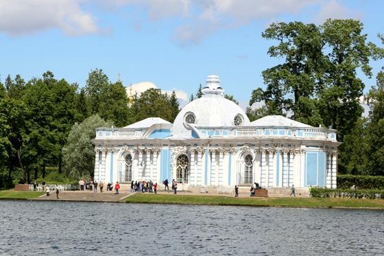 Le parc catherine du domaine imp rial de tsarsko e selo for Le jardin de catherien