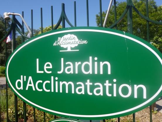 Le jardin d 39 acclimatation noblesse royaut s - Le jardin d acclimatation ...