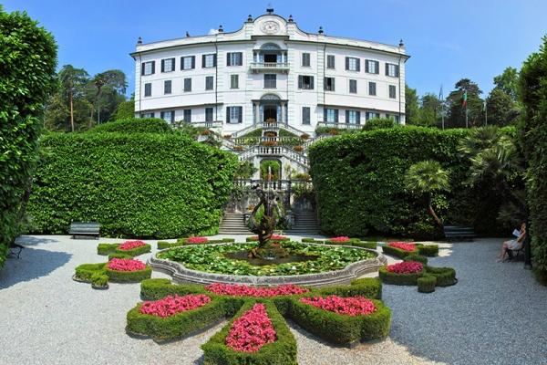 La villa carlotta noblesse royaut s for Jardin des nobles 2015