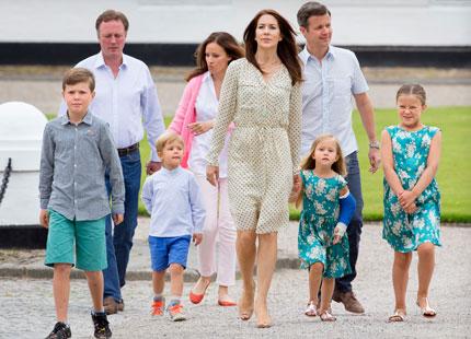 netherlands royal family