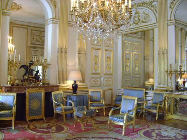 Hotel Grande Bretagne Paris