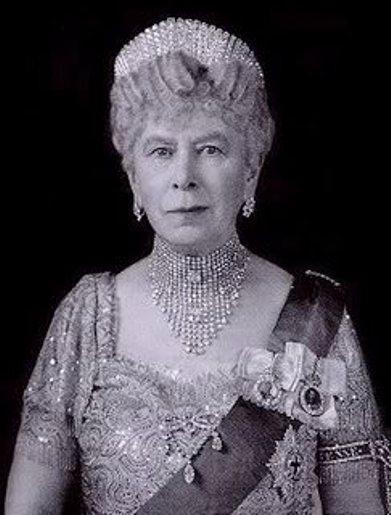 QueenMaryKokoshnikTiara
