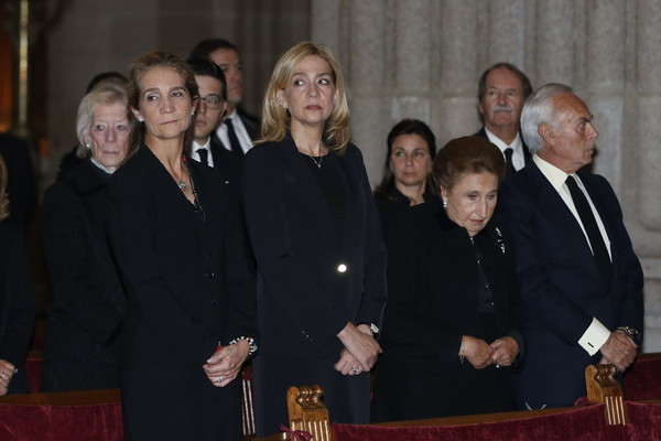 Spanish+Royals+Attend+Corpore+Insepulto+Mass+FZVJAeuTlEHl