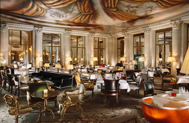 Restaurant Paris Proche Grand Palais
