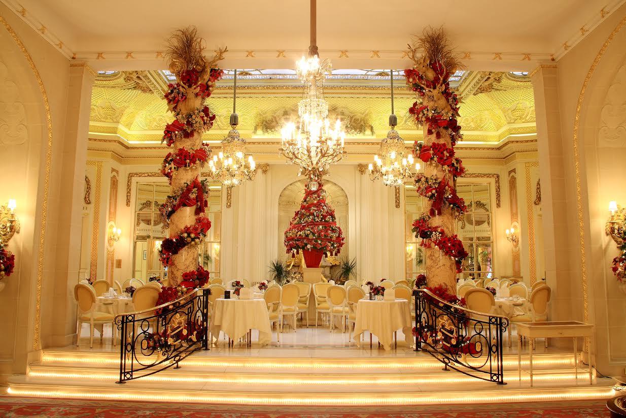 #B08D1B Noël Au Ritz à Londres Noblesse & Royautés 5317 decorations de noel a londres 1234x823 px @ aertt.com