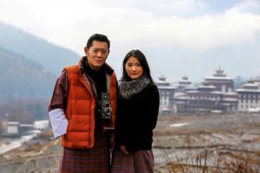 Naissance du prince héritier du Bhoutan