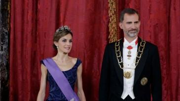 Annulation de la visite d'Etat des souverains espagnols en Angleterre