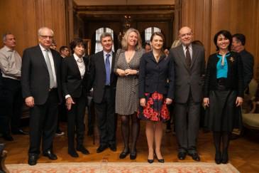 Stéphanie de Luxembourg : visite culturelle à Paris