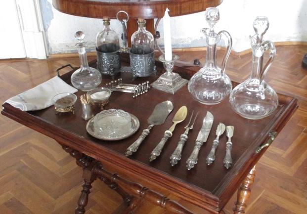 17 Pour la table