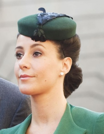 Les chapeaux de Marie de Danemark