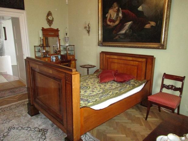 22 Chambre de Sybil von Manteuffel-Szoege
