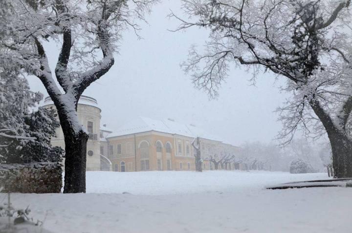 3 Cha¦éteau sous la neige