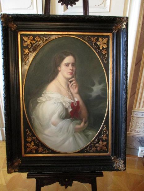 7 Baronne Valeria Bajzath de Peszak, comtesse von Pappenheim