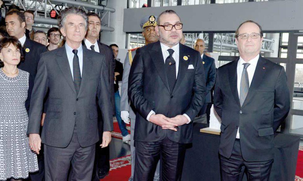 Prochaine création d'un centre culturel marocain à Paris