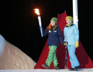 Ingrid Alexandra de Norvège inaugure les jeux olympiques de la jeunesse