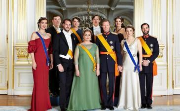 Documentaire sur la famille grand-ducale