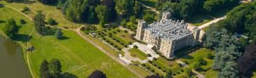 La renaissance du château de Ferrières