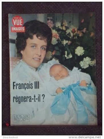 Les 55 ans du prince François de France