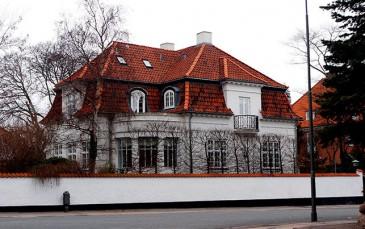 La comtesse de Frederiksborg met en vente sa maison